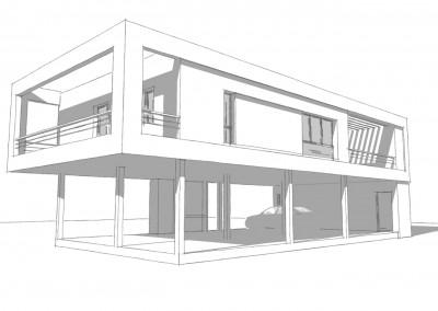 architecte tunisie plan villa ways