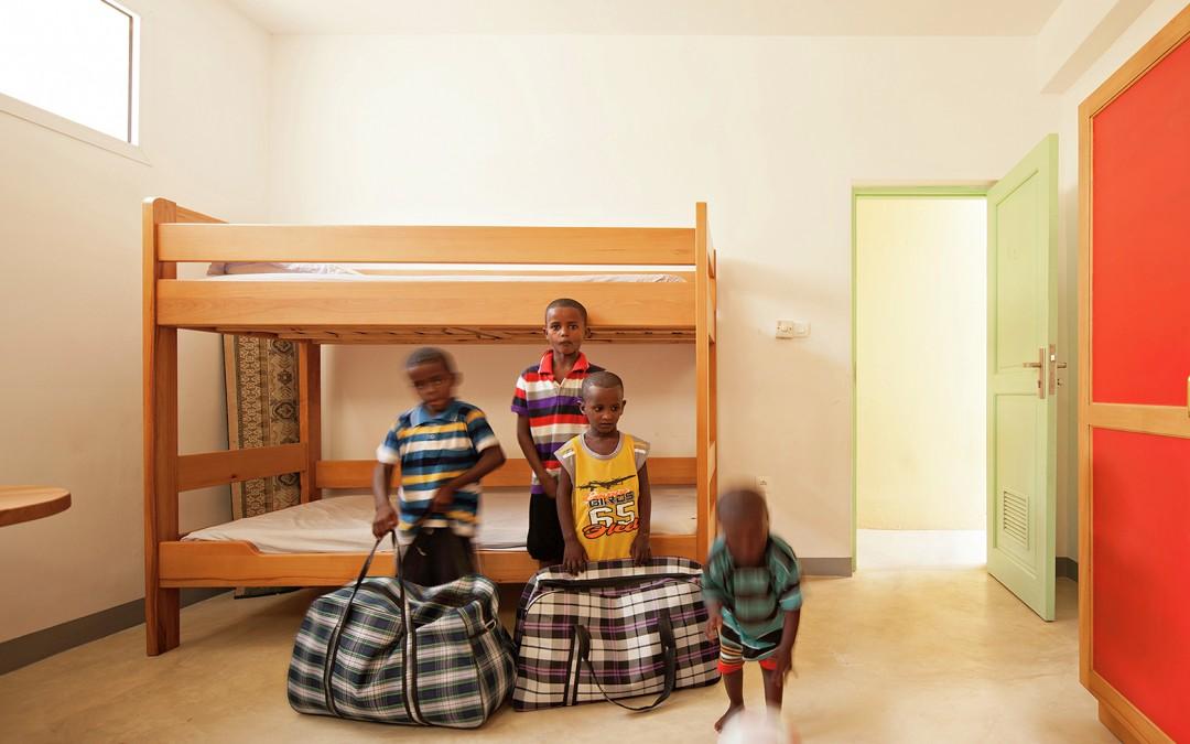 Village d'enfants SOS à Djibouti