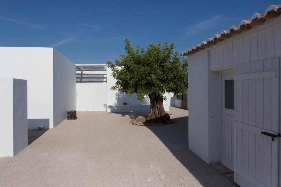 Rénovation dune ferme à tavira portugal atelier rua